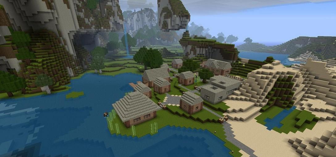 minecraft介绍,创意游戏无限大