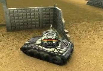 3D坦克运动场视频