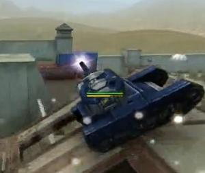 3D坦克旋转技巧