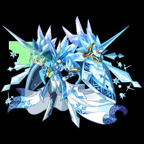 寒魄·冰灵王