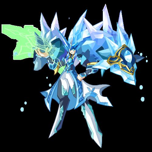 寒冰·灵王
