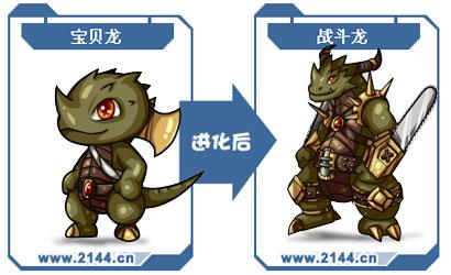 进化斗龙战士简笔画内容图片展示